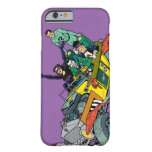 Batman Villains In Jokermobile Barely There iPhone 6 Case