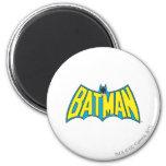 Batman Vintage Logo 2 Refrigerator Magnets