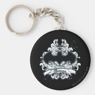 Batman Vintage Urban Grunge Key Ring