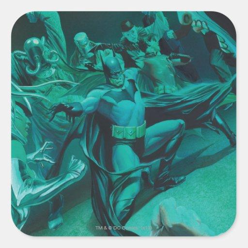 Batman Vol 1 #680 Cover Square Sticker