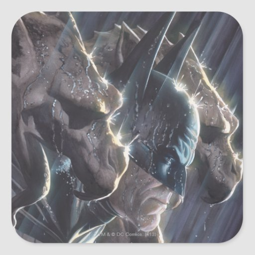 Batman Vol 1 #681 Cover Stickers