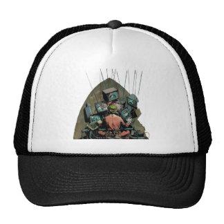 Batman Vol 2 #14 Cover Hats