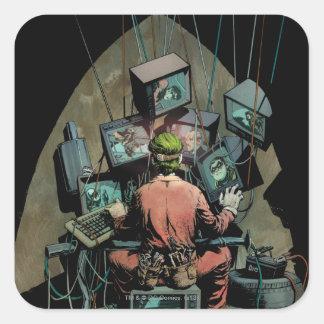 Batman Vol 2 #14 Cover Square Sticker