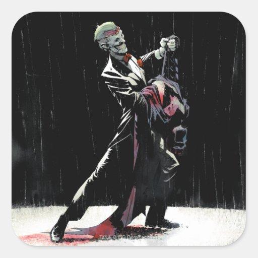 Batman Vol 2 #17 Cover Stickers