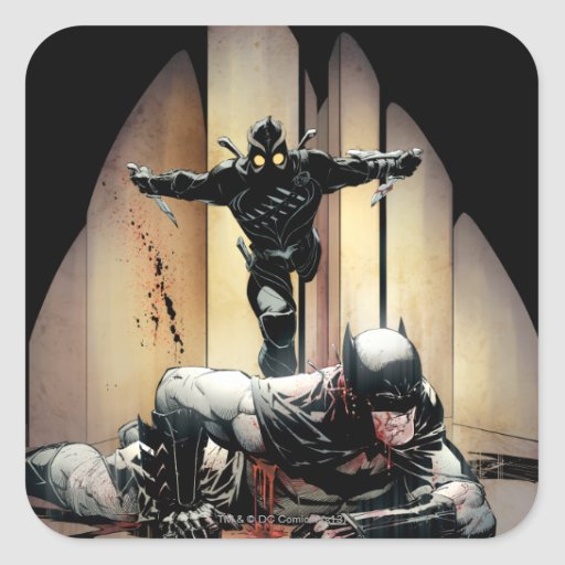 Batman Vol 2 #5 Cover Square Stickers