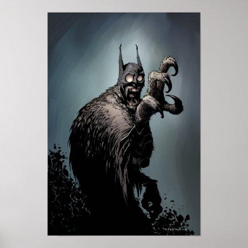 Batman Vol 2 #6 Cover Poster