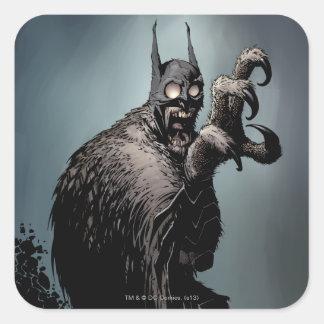 Batman Vol 2 #6 Cover Square Sticker