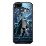 Batman vs. Penguin OtterBox iPhone 5/5s/SE Case