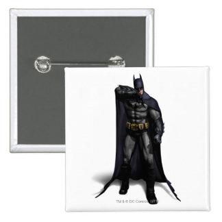 Batman Wiping His Brow 15 Cm Square Badge
