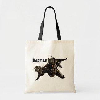 Batman With Batclaw Budget Tote Bag