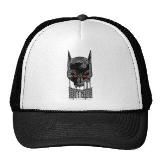 Batman With Mantra Cap