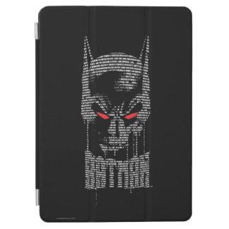 Batman With Mantra iPad Air Cover