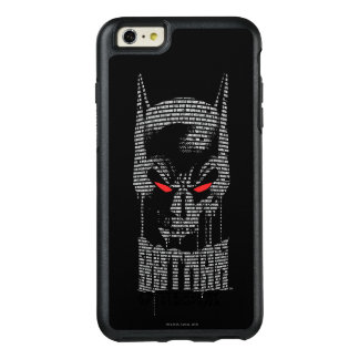 Batman With Mantra OtterBox iPhone 6/6s Plus Case