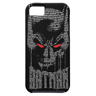 Batman With Mantra Tough iPhone 5 Case