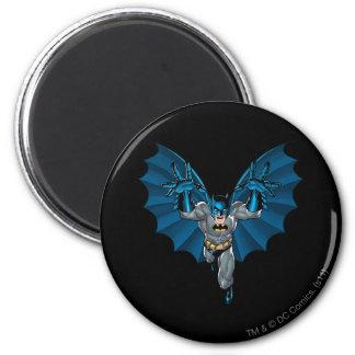 Batman Yells 6 Cm Round Magnet