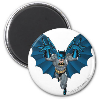 Batman Yells Magnets