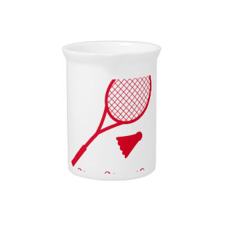 BATMINTON MERRY CHRISTMAS . PITCHERS