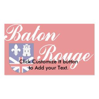 Baton Rouge, United States Business Cards