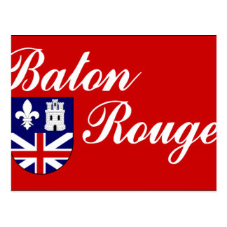 Baton Rouge, United States Postcard