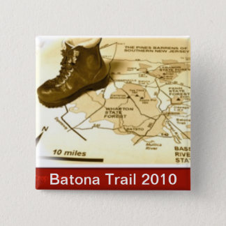 Batona trail button 2010