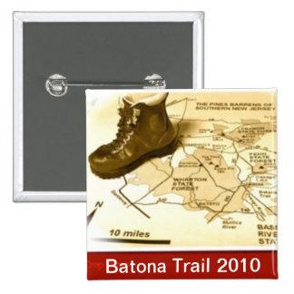 Batona trail button 2010