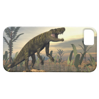 Batrachotomus dinosaur -3D render iPhone 5 Cases