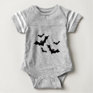 Bats #2 baby bodysuit