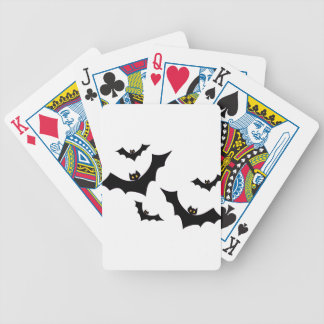 Bats #2 bicycle playing cards