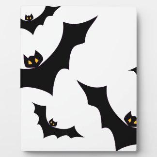 Bats #2 plaque