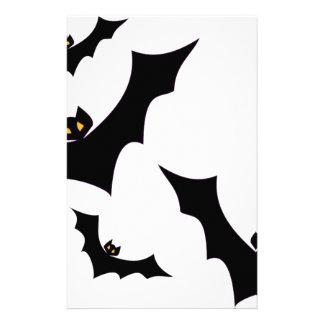 Bats #2 stationery