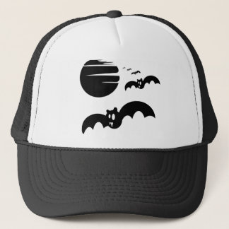Bats #4 trucker hat