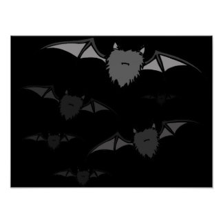 Bats are Coming poster