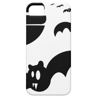 Bats Barely There iPhone 5 Case