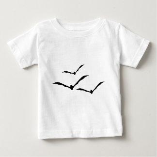 Bats Flying Baby T-Shirt