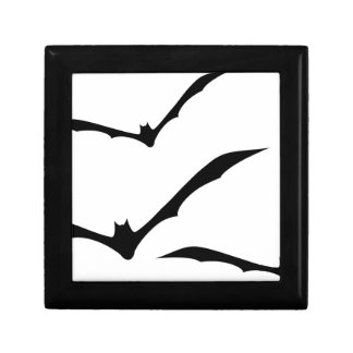 Bats Flying Gift Box