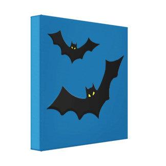 Bats in Flight - Creatures Gallery Wrap Canvas