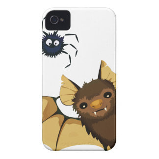 Bats iPhone 4 Cover