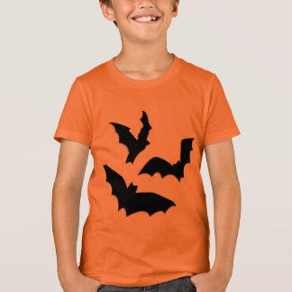 Bats Orange T-Shirt