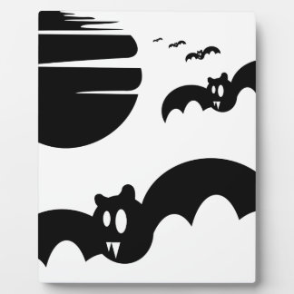 Bats Plaque