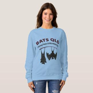 Bats QLD Coloured Womens Sweatshirt