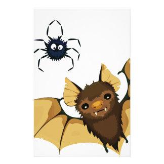 Bats Stationery