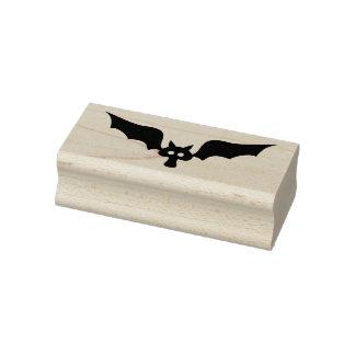 Batshroom Rubber Stamp
