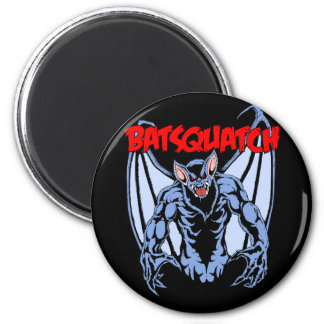 Batsquatch Magnet