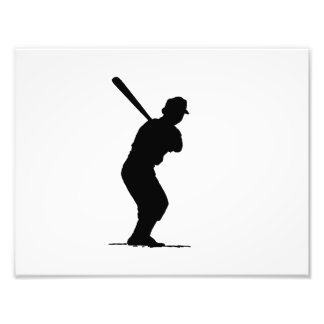Batter Photo Print
