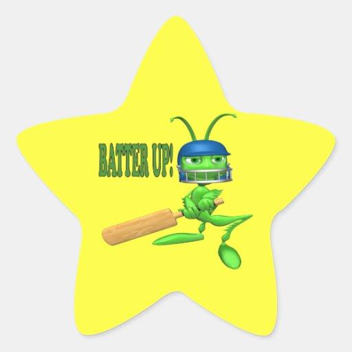 Batter Up 2 Sticker