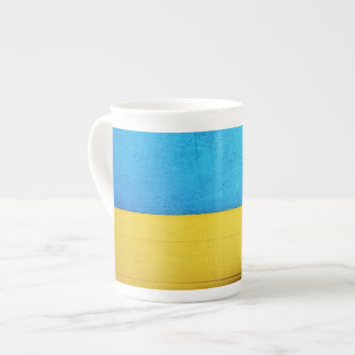 Battered Building-Minimal Abstract by STaylor Bone China Mug