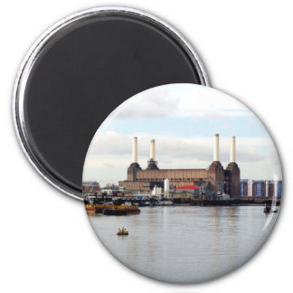Battersea Power Station, London, UK Magnet