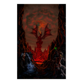Battle At Dragon Doom Pass Poster