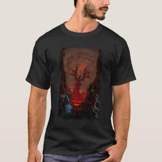 Battle at Dragon Doom Pass T-Shirt