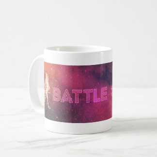 Battle Cosmic Coffee Mug